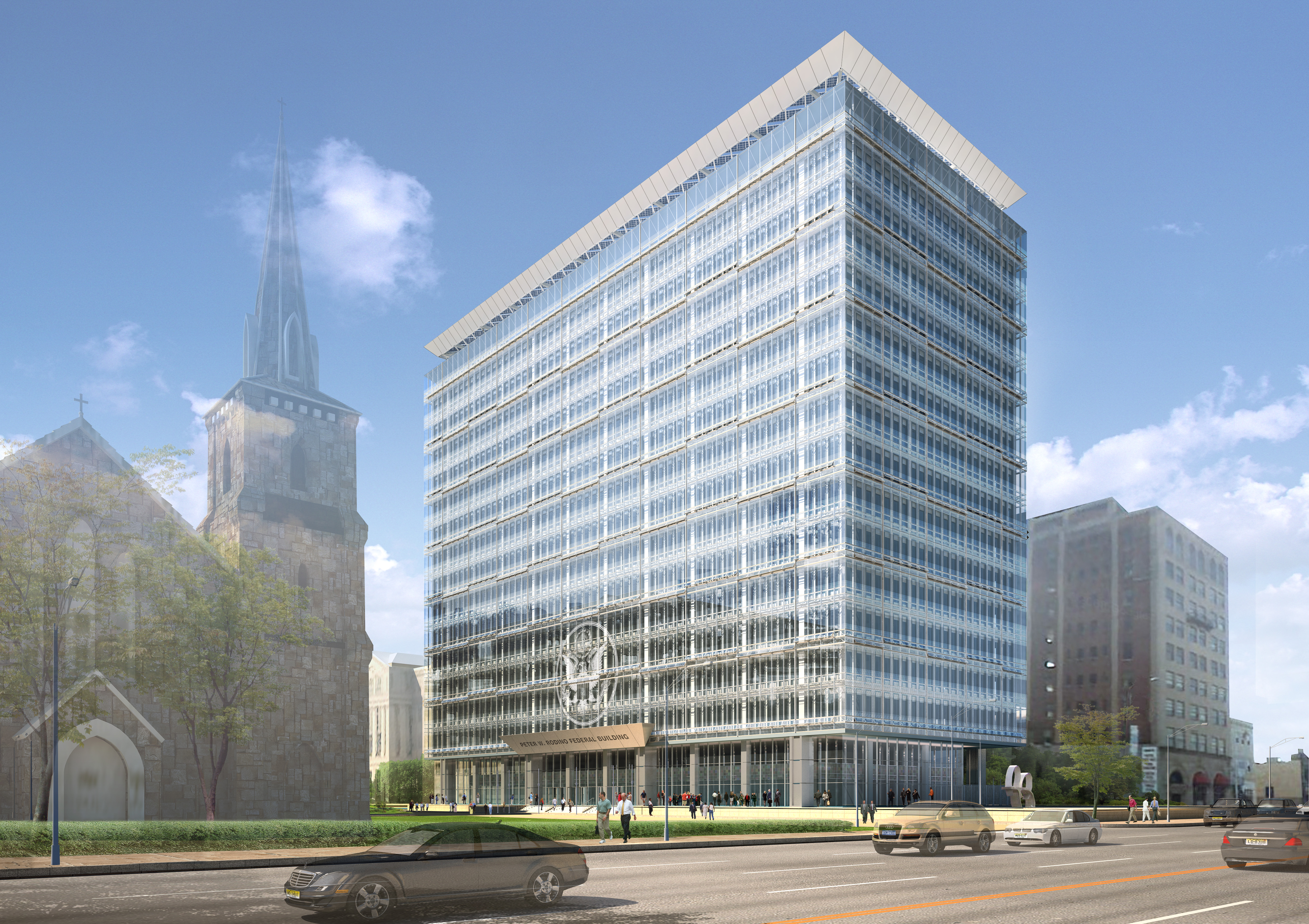 Peter_W._Rodino_Federal_Office_Building_day-time_rendering